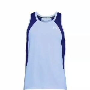 Men's Under Armour CoolSwitch Singlet Fitted Nwt